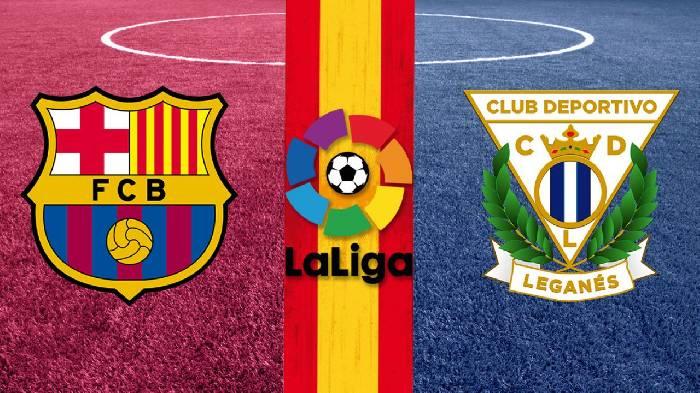 Nhận định, soi kèo Barcelona vs Leganes, 03h00 17/06
