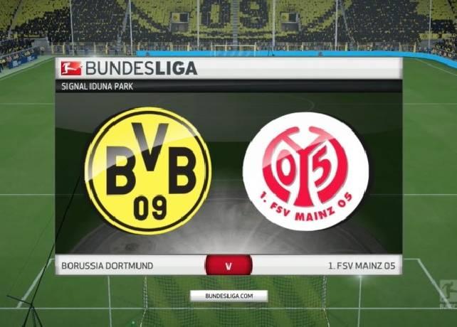 Nhận định, soi kèo Dortmund vs Mainz, 01h30 18/06