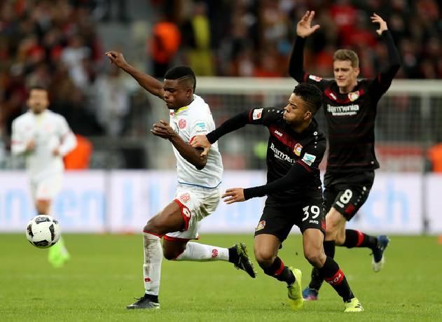 Nhận định, soi kèo Leverkusen vs Mainz , 20h30 27/6