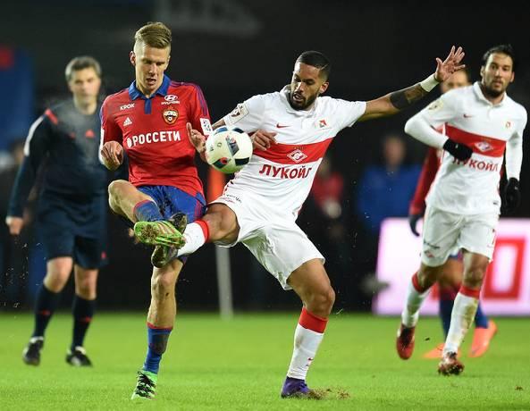 Nhận định, soi kèo CSKA Moscow vs Spartak Moscow, 00h30 01/7