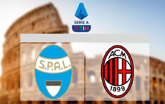 Nhận định, soi kèo Spal vs AC Milan, 02h45 02/7