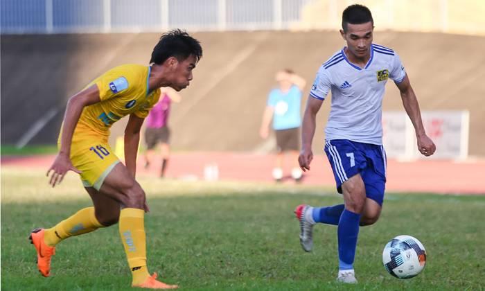 Đắc Lắc 1-0 XM Fico Tây Ninh: Chạy trốn 'tử thần'
