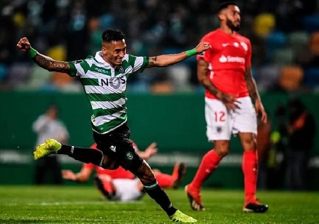 Nhận định, soi kèo Sporting Lisbon vs Santa Clara, 01h15 11/7