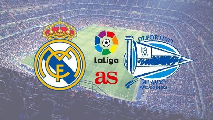Nhận định, soi kèo Real Madrid vs Alaves, 03h00 11/07