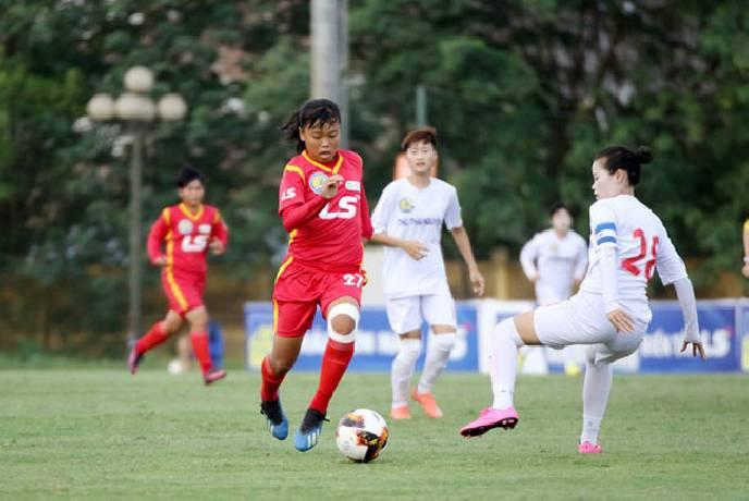 Kết quả bóng đá nữ Cúp quốc gia 2020: Thái Nguyên T&T vs Hà Nội, TP. HCM vs TKS Việt Nam