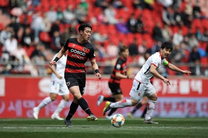 Kèo bóng đá Cúp FA Hàn Quốc hôm nay 15/7: Sangju Sangmu vs Pohang Steelers
