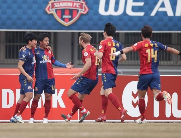 Nhận định, soi kèo Suwon FC vs Busan I'Park, 17h00 15/07
