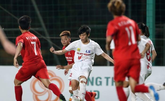 Kết quả bóng đá Nữ Cúp Quốc gia 2020 hôm nay 18/7: Phong Phú Hà Nam 0-1 Hà Nội 1