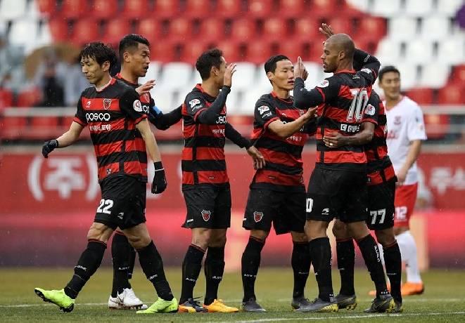Nhận định, soi kèo Pohang Steelers vs Incheon Utd, 17h00 26/7