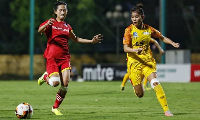 TP.HCM vô địch giải bóng đá Nữ Cúp Quốc gia 2020