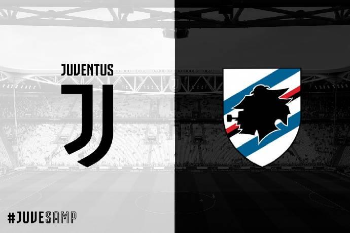 Nhận định, soi kèo Juventus vs Sampdoria, 02h45 27/7