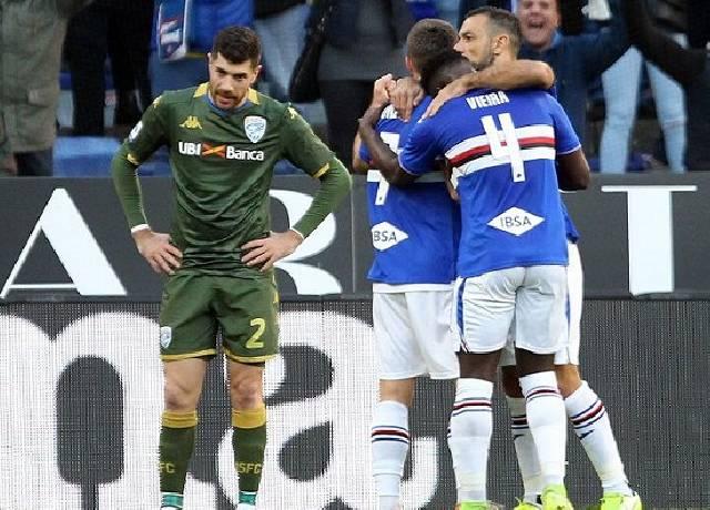 Nhận định, soi kèo Brescia vs Sampdoria, 23h00 01/8