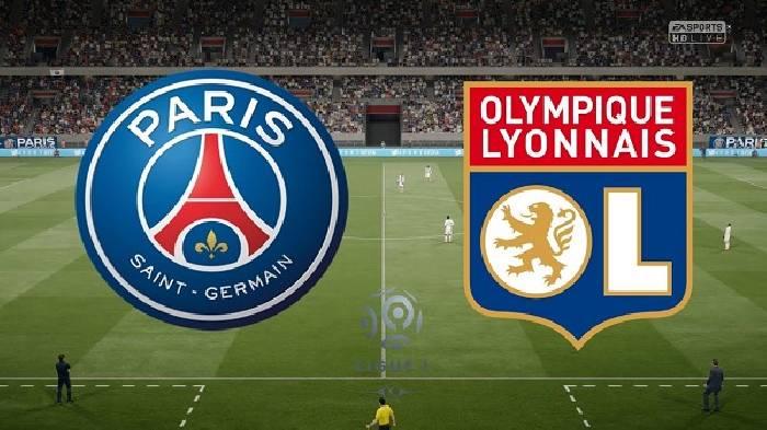 Nhận định, soi kèo PSG vs Lyon, 02h10 01/8