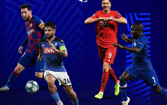 Thể thức + Lịch thi đấu Cúp C1 châu Âu/Champions League 2020
