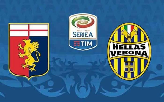 Nhận định, soi kèo Genoa vs Verona, 01h45 03/8