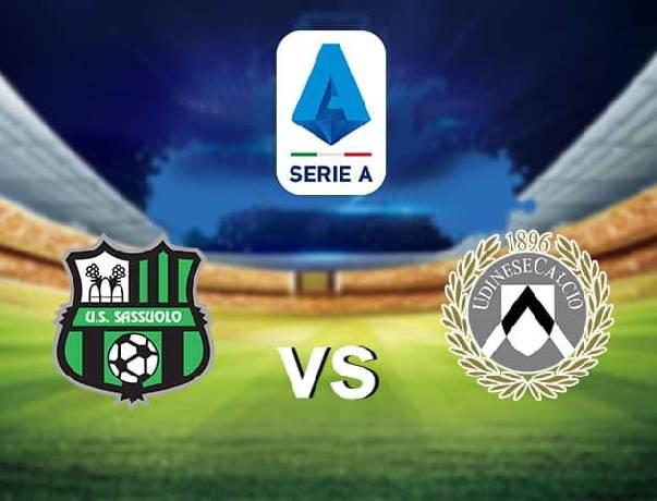 Nhận định, soi kèo Sassuolo vs Udinese, 01h45 03/8