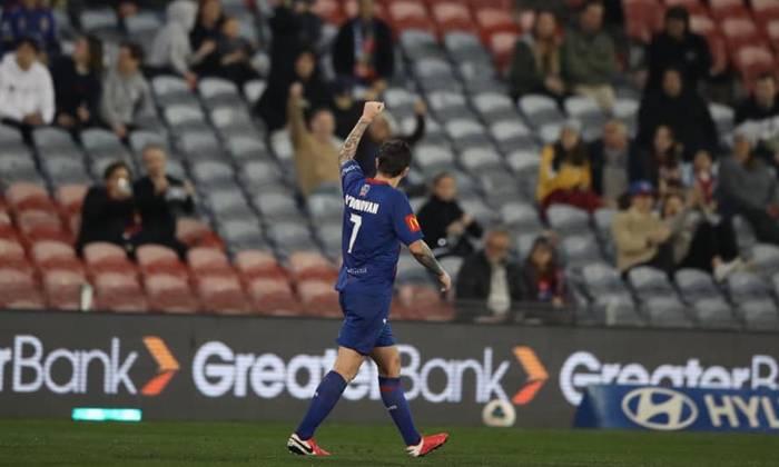 Newcastle Jets 1-0 Western United: Tiếp đà thăng tiến