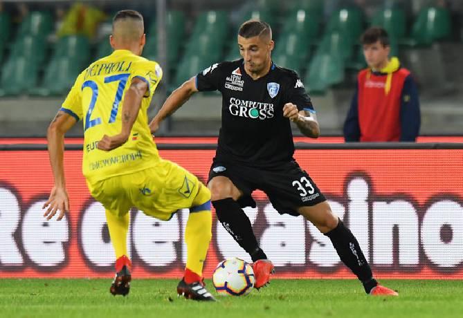 Nhận định, soi kèo Chievo vs Empoli, 02h00 05/8