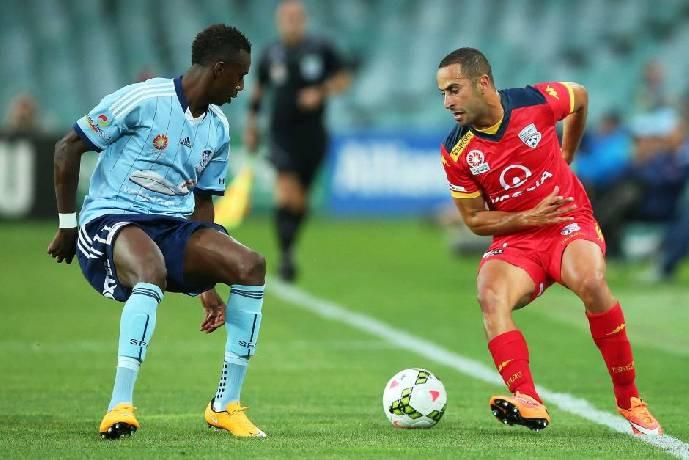 Nhận định, soi kèo Adelaide United vs Sydney FC, 16h30 6/8