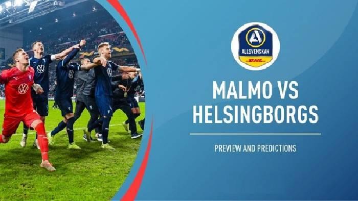 Nhận định, soi kèo Malmo vs Helsingborg, 00h00 06/8