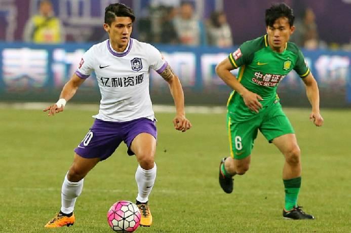 Nhận định, soi kèo Tianjin Teda vs Beijing Guoan, 17h00 6/8
