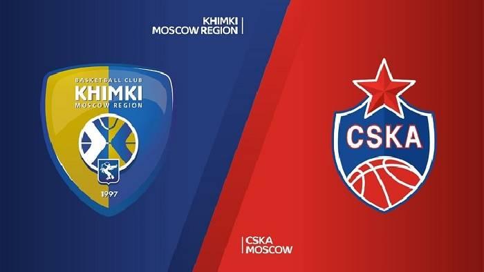 Nhận định, soi kèo Khimki vs CSKA Moscow, 20h00 08/08