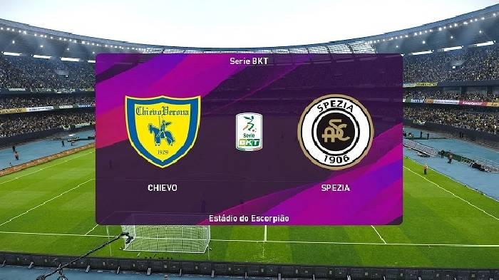 Nhận định, soi kèo Chievo vs Spezia, 02h00 09/8