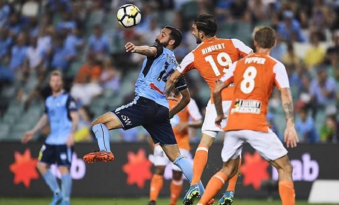 Nhận định, soi kèo Brisbane Roar vs Sydney FC, 16h30 10/8