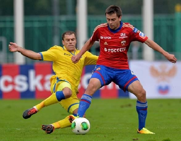 Nhận định, soi kèo CSKA Moscow vs Tambov, 22h00 15/08