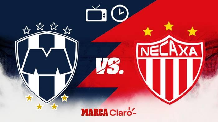Nhận định, soi kèo Monterrey vs Necaxa, 09h06 16/8