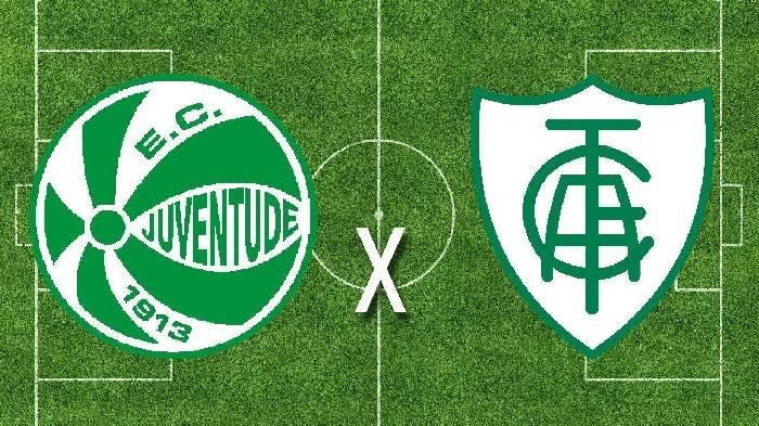 Nhận định, soi kèo Juventude vs America Mineiro, 06h00 18/8