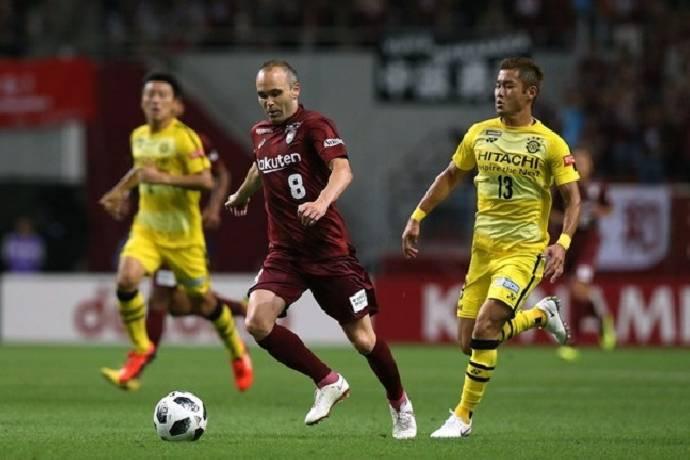 Nhận định, soi kèo Vissel Kobe vs Kashiwa Reysol, 17h00 19/08