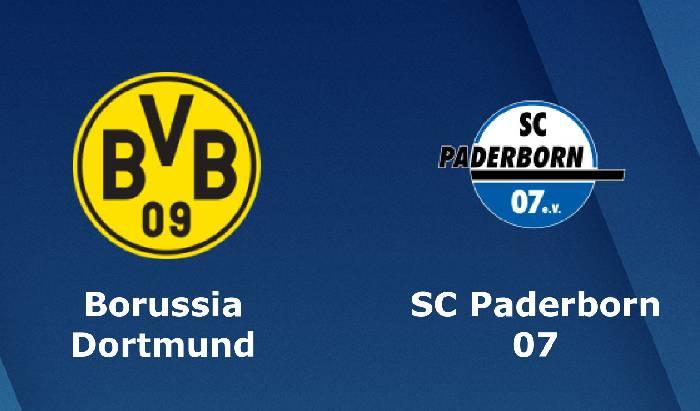 Trực tiếp Dortmund vs Paderborn, giao hữu câu lạc bộ 20h30 ngày 28/8