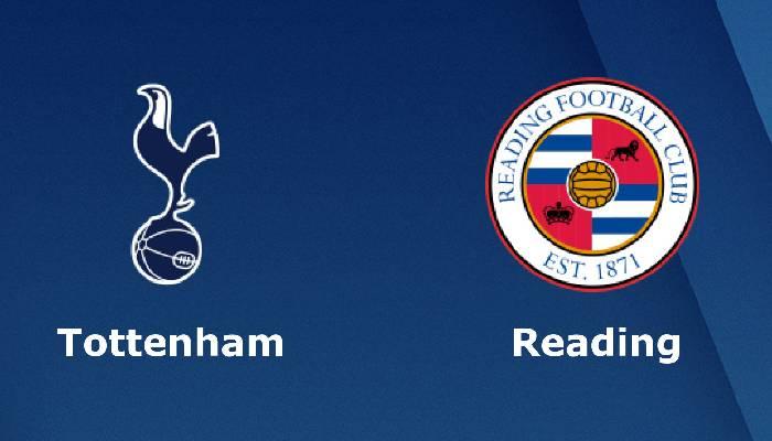 Trực tiếp Tottenham vs Reading, giao hữu câu lạc bộ 21h30 ngày 28/8