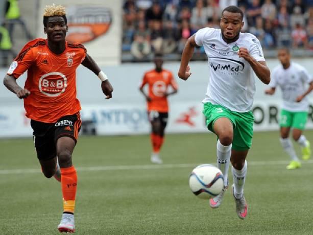 Nhận định, soi kèo St Etienne vs Lorient, 20h00 30/8