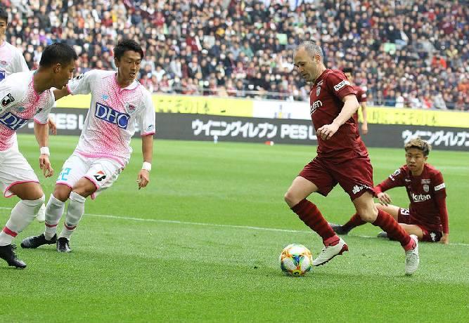 Nhận định, soi kèo Shonan Bellmare vs Vissel Kobe, 16h30 ngày 5/9