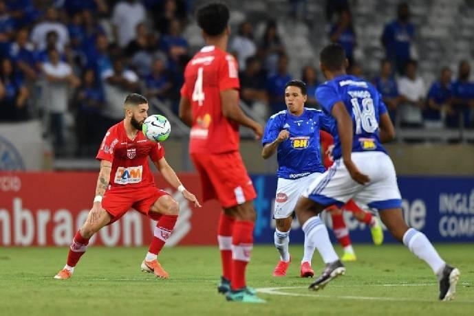 Nhận định, soi kèo Cruzeiro vs CRB AL, 06h00 08/9