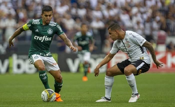 Nhận định, soi kèo Corinthians vs Palmeiras, 05h15 11/09