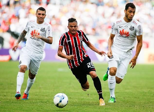 Nhận định, soi kèo Santos vs Sao Paulo, 05h00 13/09