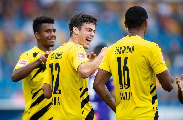 Nhận định, soi kèo Duisburg vs Dortmund, 01h45 15/9