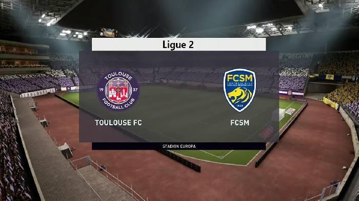 Nhận định, soi kèo Toulouse vs Sochaux, 01h45 15/9