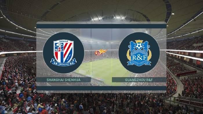 Nhận định, soi kèo Shanghai Shenhua vs Guangzhou R&F, 17h00 18/9