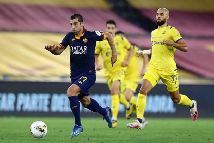 Nhận định, soi kèo Verona vs AS Roma, 01h45 20/09