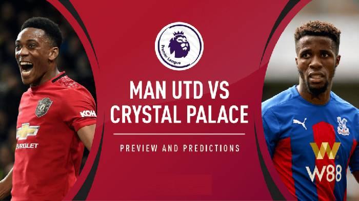 Nhận định, soi kèo MU vs Crystal Palace, 23h30 ngày 19/9