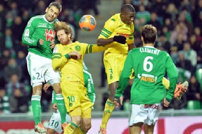 Nhận định, soi kèo Nantes vs St Etienne, 22h00 20/09