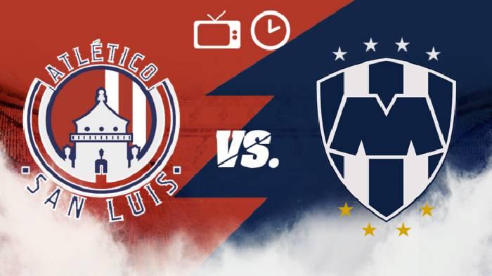 Nhận định, soi kèo Atletico San Luis vs Monterrey, 07h00 21/9
