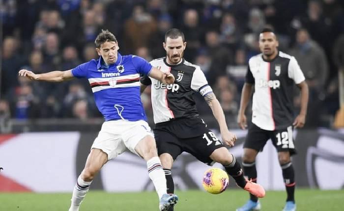 Nhận định, soi kèo Juventus vs Sampdoria, 01h45 21/09