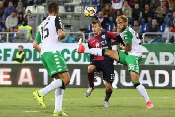 Nhận định, soi kèo Sassuolo vs Cagliari, 23h00 20/09