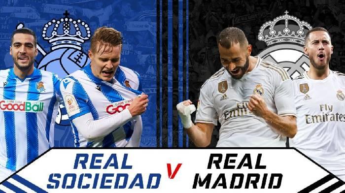 Nhận định, soi kèo Sociedad vs Real Madrid, 02h00 21/9