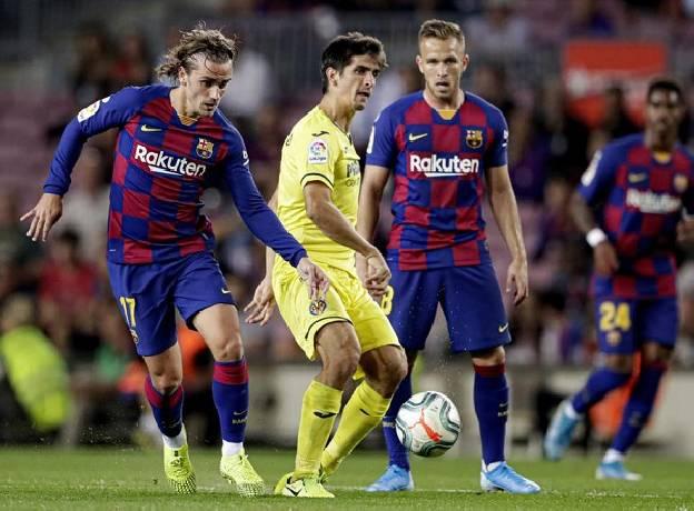 Nhận định, soi kèo Barcelona vs Villarreal, 02h00 28/9
